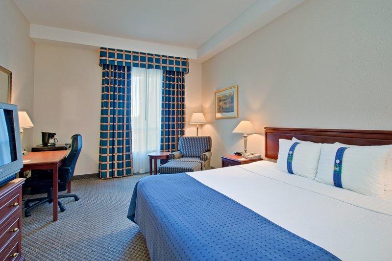 Holiday Inn Toronto-Midtown Szobakilátás