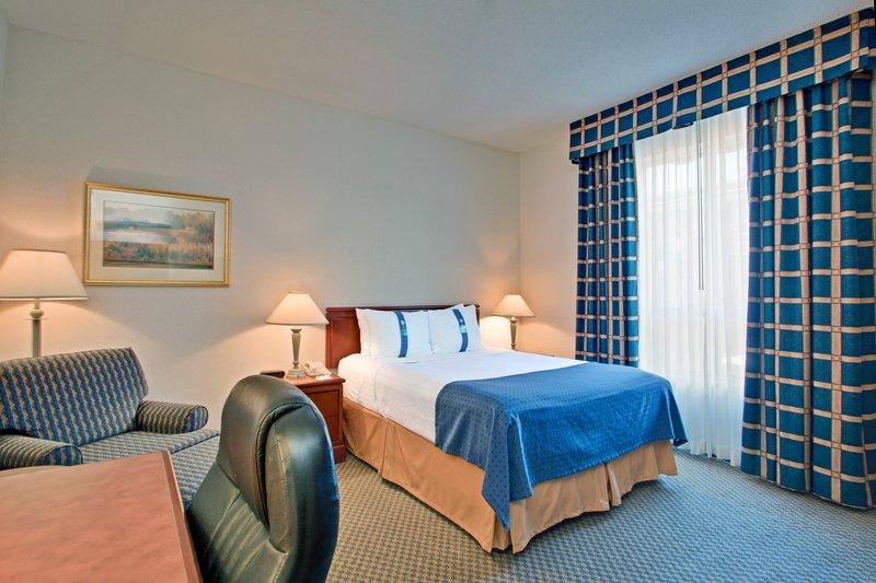 Holiday Inn Toronto-Midtown Huonenäkymä