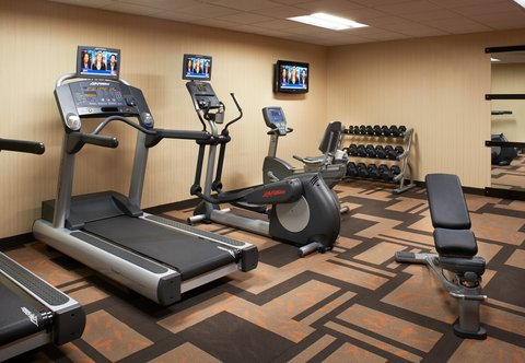 Courtyard By Marriott Chicago Arlington Heights / South Hotel - Fitness Center