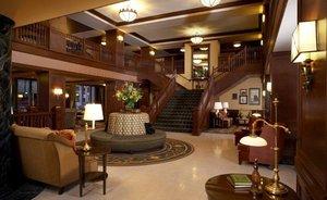 Lobby - Hotel Julien Dubuque
