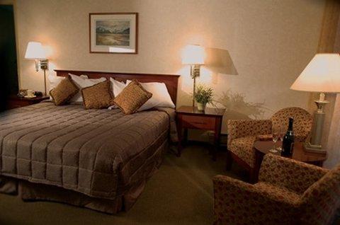 Westmark Anchorage Hotel - Anchorage Suite