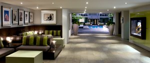 Lobby - Sunset Marquis Hotel West Hollywood