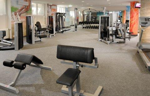 Leonardo Frankfurt Airport - Fitness
