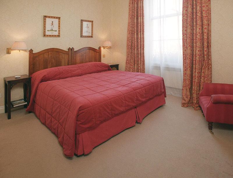 The Grange Hotel Odanın görünümü