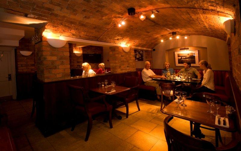 The Grange Hotel Gastronomi