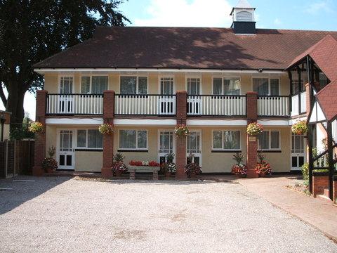 Alton Lodge - Back View