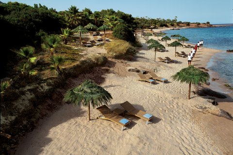 Fortevillage Royal Pineta - Beach view