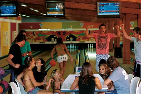 Fortevillage Royal Pineta - Bowling