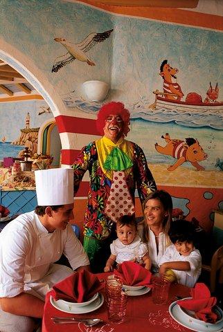 Fortevillage Royal Pineta - Children Restaurant