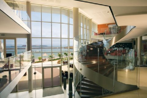 Terrou-Bi Beach & Casino Resort - Stairs