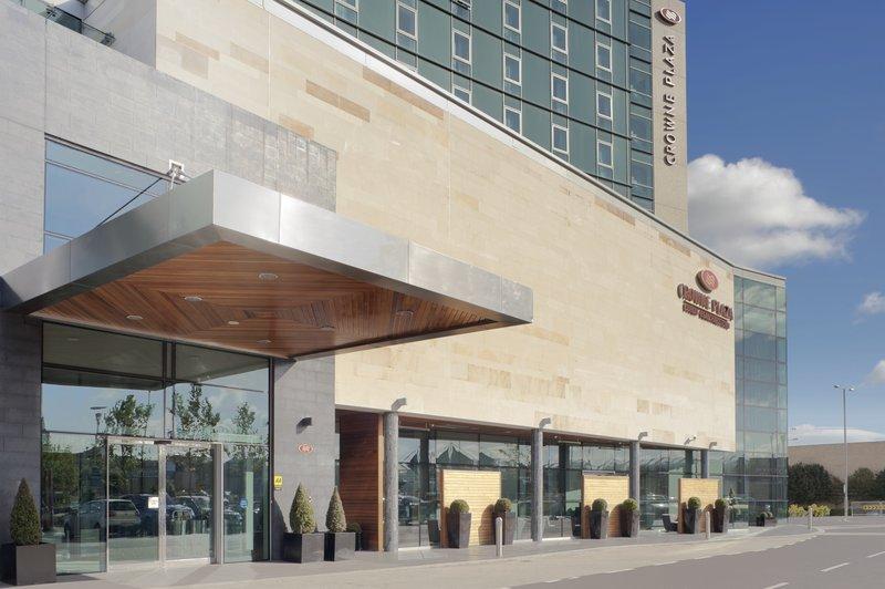 Crowne Plaza Hotel Dublin-Blanchardstown Widok z zewnątrz