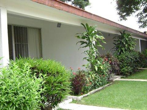 Jacarandas Hotel - Exterior