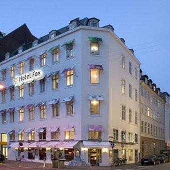 SP34 Hotel - FOXFacade