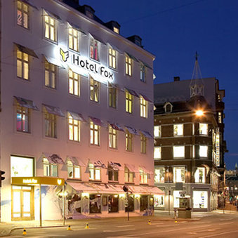 SP34 Hotel - FOXExterior
