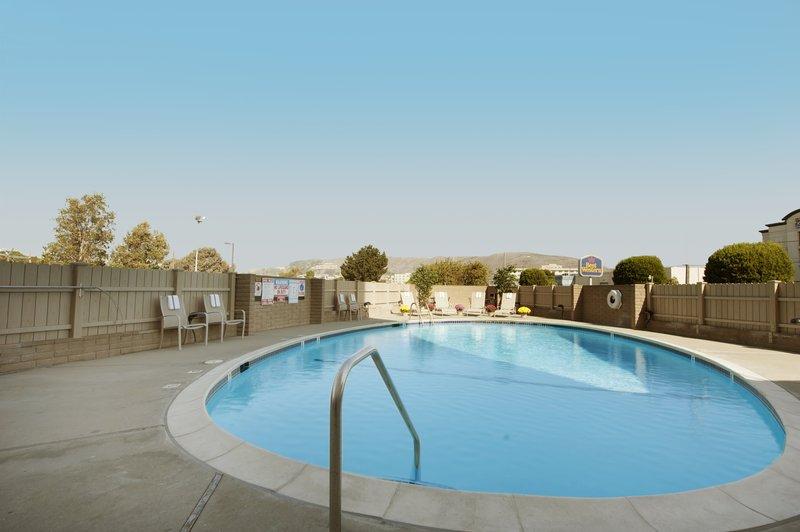 BEST WESTERN PLUS Grosvenor Airport Hotel - South San Francisco, CA
