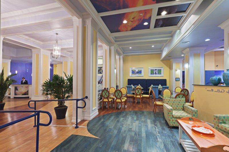 Hotel Indigo Dallas Downtown Étkezés