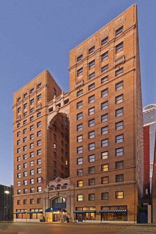 Hotel Indigo Dallas Downtown Kilátás a szabadba