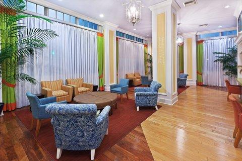 Hotel Indigo DALLAS DOWNTOWN - Reception Area