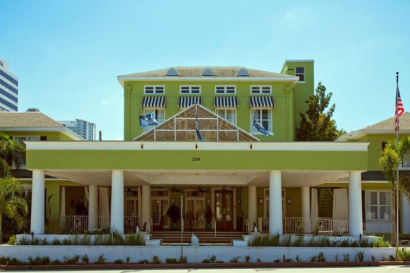 HOTEL INDIGO ST PETERSBURG DWN