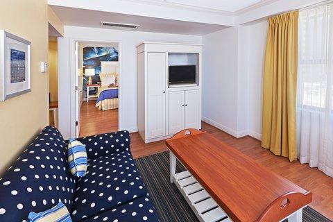 Hotel Indigo DALLAS DOWNTOWN - Queen Bedroom Suite
