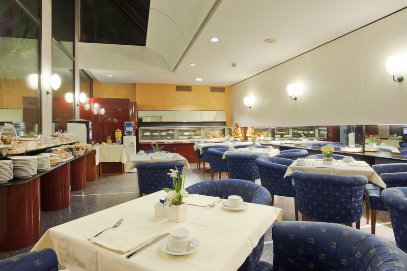 Holiday Inn Turin City Centre 餐饮设施
