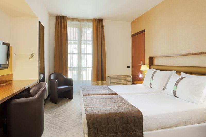 Holiday Inn Turin City Centre 客房视图