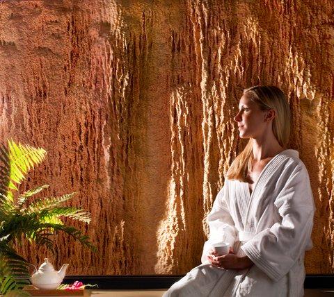 Omni Barton Creek Resort & Spa - Three Springs Spa Tranquility Lounge