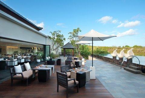 بانيان تري أونغاسان - Tamarind Restaurant Exterior