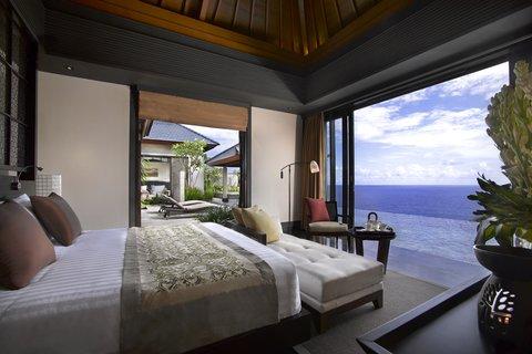 بانيان تري أونغاسان - Cliff Edge Ocean View Villa