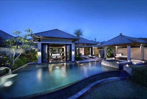 بانيان تري أونغاسان - Guestroom Pool Villa Exterior