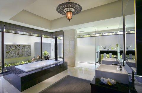 بانيان تري أونغاسان - Guestroom Bathroom