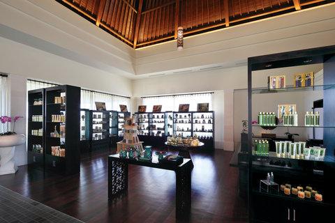بانيان تري أونغاسان - Banyan Tree Gallery  Interior