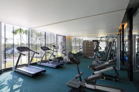بانيان تري أونغاسان - Gym