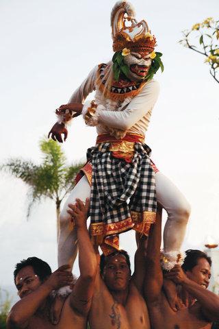 بانيان تري أونغاسان - Balinese Dance 2
