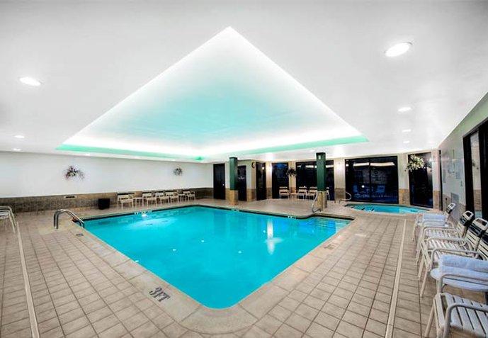Courtyard Manchester Airport Clube de fitness