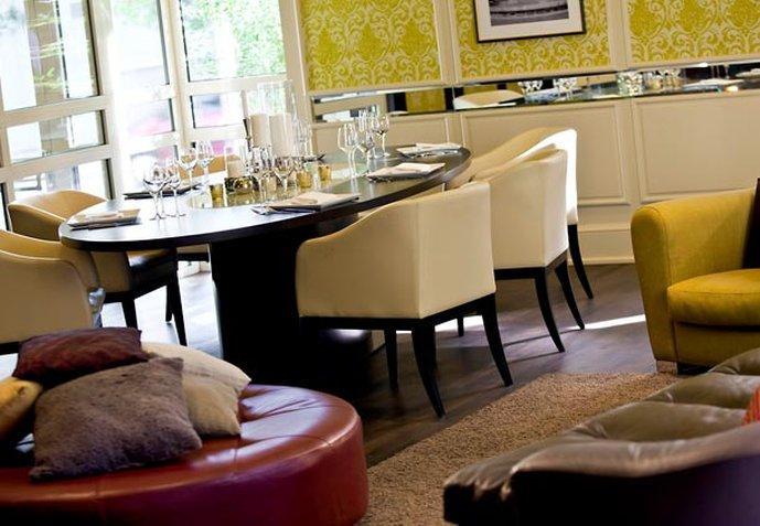 Marriott Executive Apartments Brüssel Gastronomie