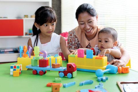 بانيان تري أونغاسان - Kids  Club  Activities 4