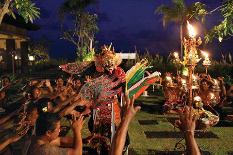 بانيان تري أونغاسان - Balinese Dance 4