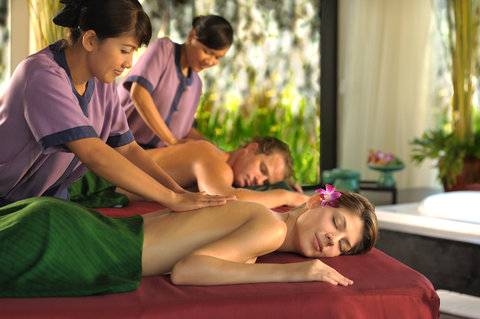 بانيان تري أونغاسان - Spa - Couple Massage