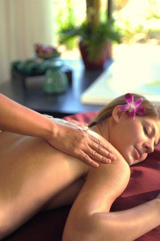 بانيان تري أونغاسان - Spa - Body Massage