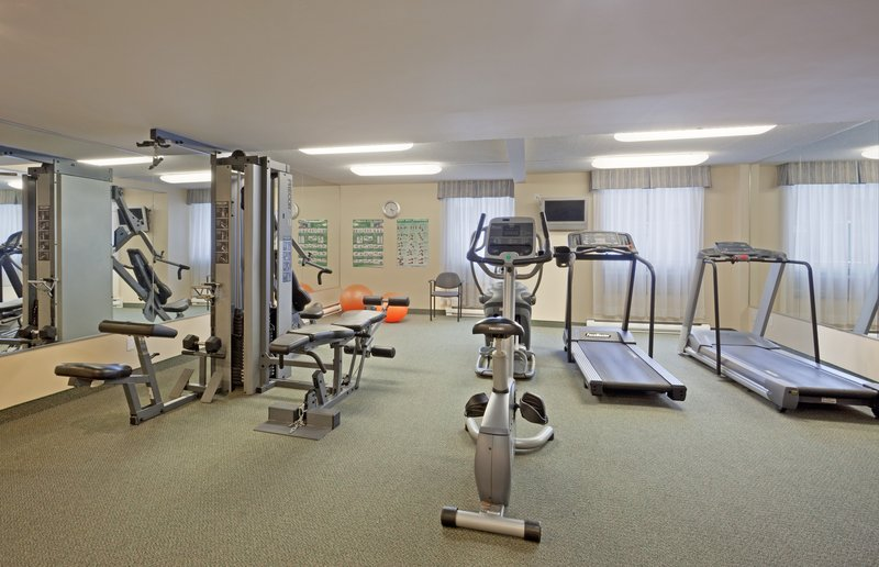 Candlewood Suites Montreal Centre-Ville Fitness-klubb