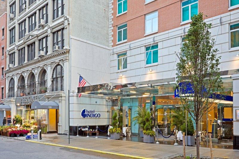 Hotel Indigo Chelsea New York Vista esterna