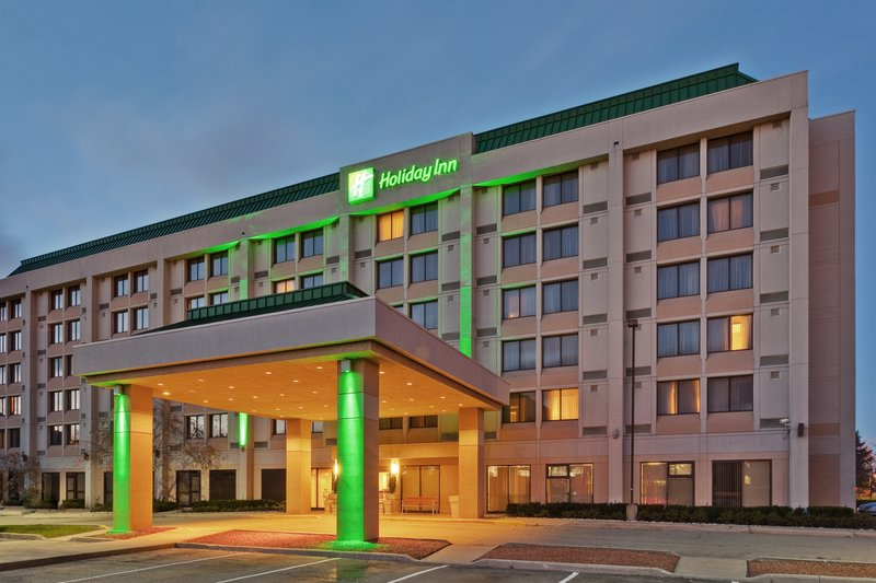 Holiday Inn Toronto-Mississauga Set udefra