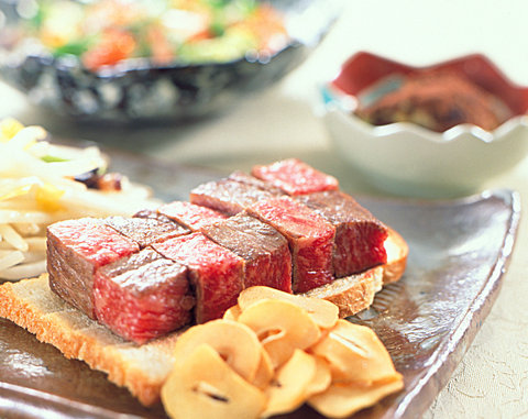 Grand Pacific LE DAIBA - Hamayu Japanese Teppanyaki Steak House Resturant