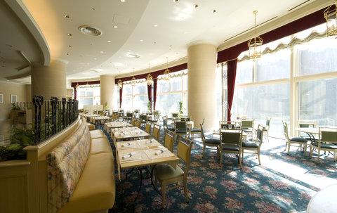 Grand Pacific LE DAIBA - Herbette Cafe Restaurant