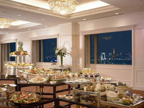 Grand Pacific LE DAIBA - party image from meeting room