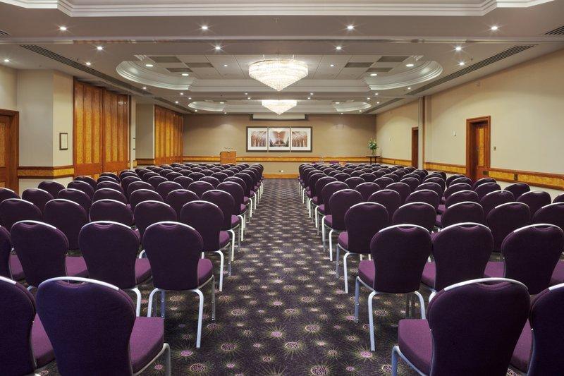 Holiday Inn London-Kings Cross/Bloomsbury Kokoustila