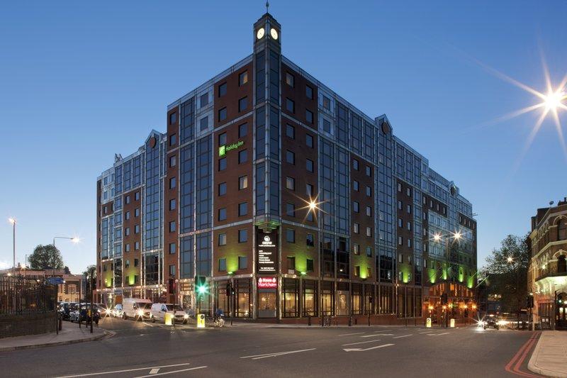 Holiday Inn London-Kings Cross/Bloomsbury Ulkonäkymä