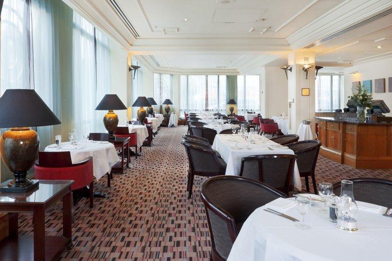 Holiday Inn London-Kings Cross/Bloomsbury Ravintolat