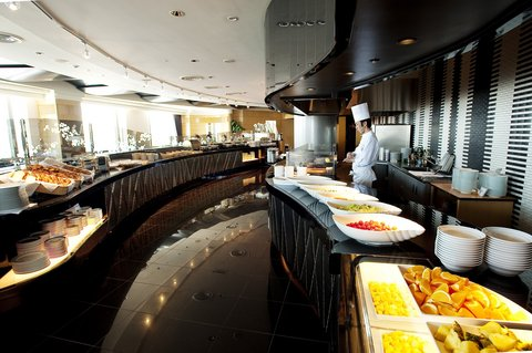 Grand Pacific LE DAIBA - Morning Buffet Breakfast